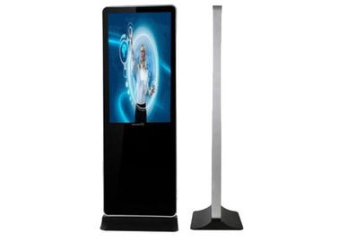 IP65 Outdoor LCD Digital Signage Sentuh Inframerah 65 Inch 2000cd / M² Brightness
